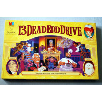 13 Dead End Drive Mystery Board Game by MB Games (1994)