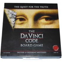 The Da Vinci Code Board Game by Winning Moves (2006)