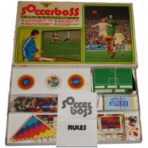 Soccerboss Board Game by Ariel (1969)
