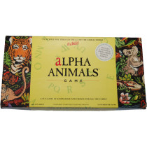 Alpha Animals Board Game by the Green Board Game Company (1991)