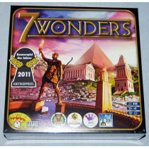 7 Wonders Board Game by Repos Productions(2011) New