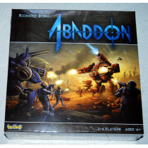 Abaddon - Science Fiction Board Game by Toy Vault (2011) New