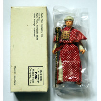 Raiders of the Lost Ark - Belloq in Ceremonial Robe by Kenner (1982) New