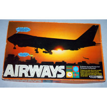 Airways Board Game by Parker (1972)
