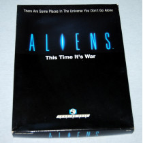 Aliens-This Time it's War Board Game by Leading Edge (1986)