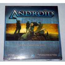 Android Science Fiction Mystery Game by Fantasy Flight Games (2008) New