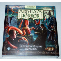 Arkham Horror 2nd Edition - Dunwich Horror Expansion by Fantasy Flight Games (2011) New