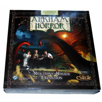 Arkham Horror 2nd Edition - Miskatonic Expansion by Fantasy Flight Games (2011) New