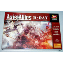 Axis & Allies D-Day Board Game by Avalon Hill (2004) New