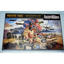 Axis and Allies Pacific 1940 Strategy War Game by Avalon Hill (2009) New