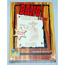 Bang - Wild West Card Game by Lucca Games (2002) New