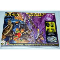 Batman - Gotham City Mystery Board Game by Mattel (2003) New