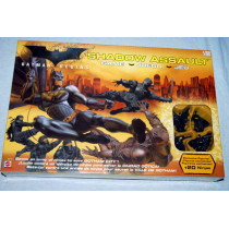 Batman Begins Shadow Assault Board Game by Mattel (2005) New