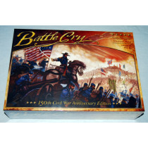 Battle Cry - 150th Civil War Anniversary Edition Strategy / War Game by Avalon Hill (2010) New