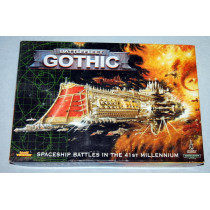 Battlefleet Gothic  - Spaceship Battles in the 41st Millennium by  the Games Workshop (1999)