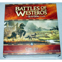 Battles of Westeros - Core Set  Board Game by Fantasy Flight Games (2010) New
