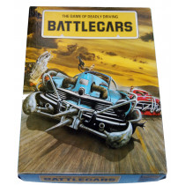 Battlecars Board Game by Games Workshop (1983)