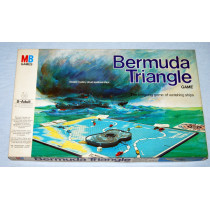 Bermuda Triangle - Board Game by MB Games (1975)