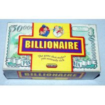 Billionaire -Commodity Trading Card Game by Spears (1996)