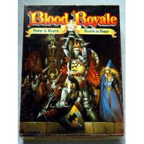 Blood Royale Board Game by Games Workshop (1987) Unplayed