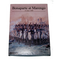 Bonaparte at Marengo - Strategy/War Game by Simmons Games (2005)