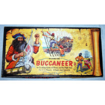 Buccaneer Board Game by Waddingtons (1970)