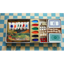 Buccaneer 1st Edition Board Game by John Waddingtons (1938)