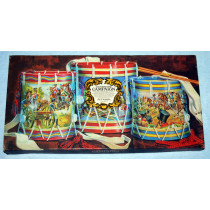 Campaign - Napoleonic Board Game by Waddingtons (1971)