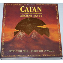 Catan Collectors Edition Ancient Egypt Board Game by Mayfair Games (2014)