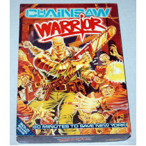 Chainsaw Warrior Board Game by the Games Workshop (1987)