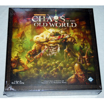 Chaos in the Old World Board Game by Fantasy Flight Games (2009) New