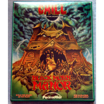 Chill - Black Morn Manor Horror Board Game by Pacesetter (1985) New