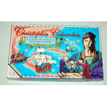 Christopher Columbus - A Game of Voyage and Discovery by BMI Games (1992)