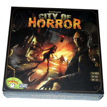City of Horror - Survival Board Game by Repos Production (2012) New