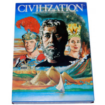Civilization Board Game by Avalon Hill (Unplayed) 1982