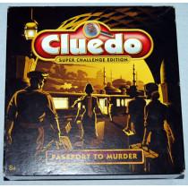 Cluedo Super Challenge - Passport to Murder by Waddingtons (2000)