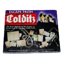 Escape from Colditz Board Game by Gibson Games (1979)