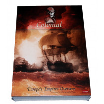 Colonial - Europe's Empires Overseas Board Game by Stratagem  (2011) New