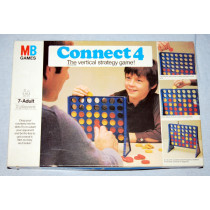 Connect 4 - The Vertical Strategy Game by MB Games (1976)