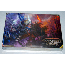 Conquest of Nerath - Dungeons and Dragons Board Game by Wizards of the Coast (2011) New