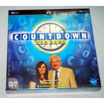Countdown - Board Game by Upstarts (2006) New