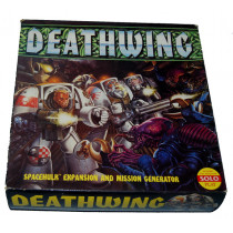 Deathwing - Space Hulk Expansion by Games Workshop (1989)