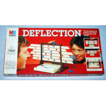 Deflection Board Game by MB Games (1981)