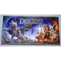 Descent - Journey in the Dark 1st Edition Fantasy Board Game by Fantasy Flight Games (2005)