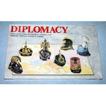Diplomacy - A Game of Political and Military Conflict by Gibson Games (1989) Unplayed