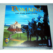Domaine - Land,Wealth,Power,Prestige Board Game by Mayfair Games (2003) New