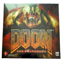 Doom - The Board Game by Fantasy Flight Games (2006) New Unplayed
