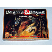 Dungeons and Dragons - The Dragon Den Expansion by TSR (1992) Unplayed