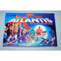 Escape from Atlantis Board Game by Waddingtons (1996) Unplayed