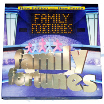 Family Fortunes Family Board Game by Britannia Games (2010)
